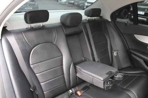 Mercedes-Benz C Class C250 D SPORT PREMIUM PLUS - PAN ROOF - COMAND - BURMESTER SOUND 27