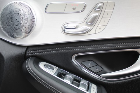 Mercedes-Benz C Class C250 D SPORT PREMIUM PLUS - PAN ROOF - COMAND - BURMESTER SOUND 31
