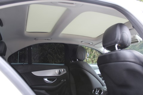 Mercedes-Benz C Class C250 D SPORT PREMIUM PLUS - PAN ROOF - COMAND - BURMESTER SOUND 48