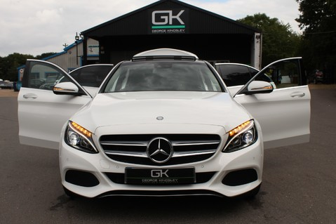 Mercedes-Benz C Class C250 D SPORT PREMIUM PLUS - PAN ROOF - COMAND - BURMESTER SOUND 65