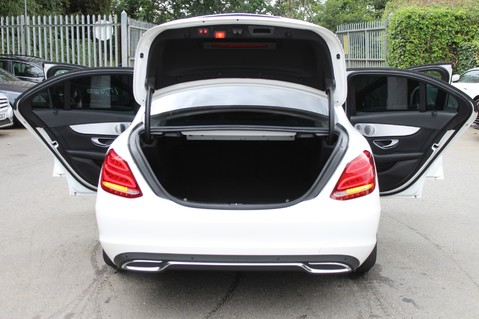 Mercedes-Benz C Class C250 D SPORT PREMIUM PLUS - PAN ROOF - COMAND - BURMESTER SOUND 69