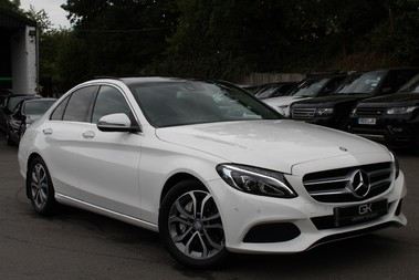 Mercedes-Benz C Class C250 D SPORT PREMIUM PLUS - PAN ROOF - COMAND - BURMESTER SOUND