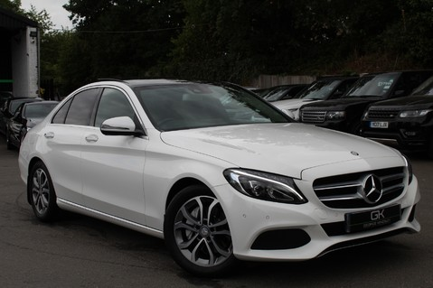 Mercedes-Benz C Class C250 D SPORT PREMIUM PLUS - PAN ROOF - COMAND - BURMESTER SOUND 1