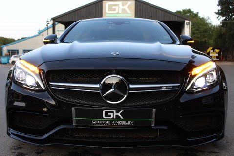 Mercedes-Benz C Class AMG C 63 S PREMIUM - DISTRONIC/HEAD UP/360 CAM/CARBON FIBRE/NIGHT PK/LANE A 15