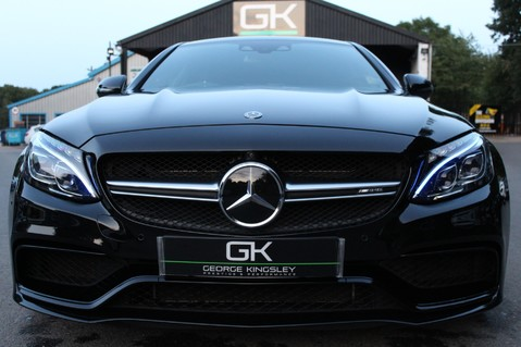 Mercedes-Benz C Class AMG C 63 S PREMIUM - DISTRONIC/HEAD UP/360 CAM/CARBON FIBRE/NIGHT PK/LANE A 91