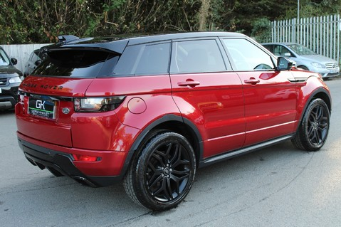 Land Rover Range Rover Evoque TD4 HSE DYNAMIC LUX - BLACK PACK/360 CAMERAS/HEAD UP/DIGITAL TV/DUALVIEW 5