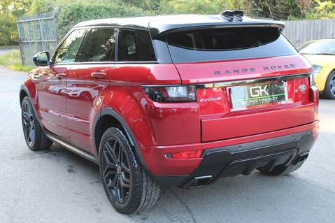 Land Rover Range Rover Evoque TD4 HSE DYNAMIC LUX - BLACK PACK/360 CAMERAS/HEAD UP/DIGITAL TV/DUALVIEW 2