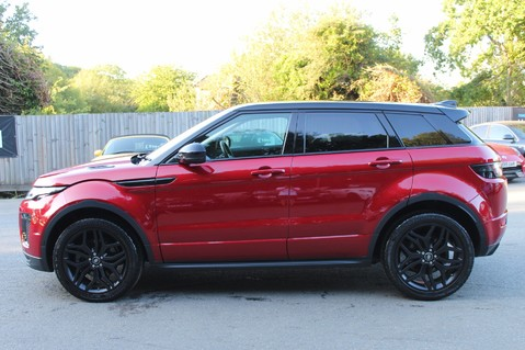 Land Rover Range Rover Evoque TD4 HSE DYNAMIC LUX - BLACK PACK/360 CAMERAS/HEAD UP/DIGITAL TV/DUALVIEW 7