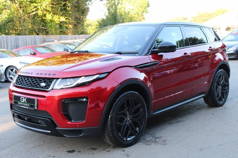 Land Rover Range Rover Evoque TD4 HSE DYNAMIC LUX - BLACK PACK/360 CAMERAS/HEAD UP/DIGITAL TV/DUALVIEW 8