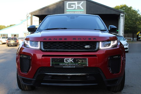 Land Rover Range Rover Evoque TD4 HSE DYNAMIC LUX - BLACK PACK/360 CAMERAS/HEAD UP/DIGITAL TV/DUALVIEW 9