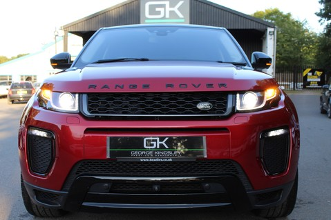 Land Rover Range Rover Evoque TD4 HSE DYNAMIC LUX - BLACK PACK/360 CAMERAS/HEAD UP/DIGITAL TV/DUALVIEW 13