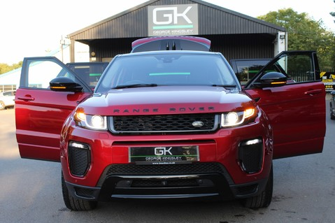 Land Rover Range Rover Evoque TD4 HSE DYNAMIC LUX - BLACK PACK/360 CAMERAS/HEAD UP/DIGITAL TV/DUALVIEW 20
