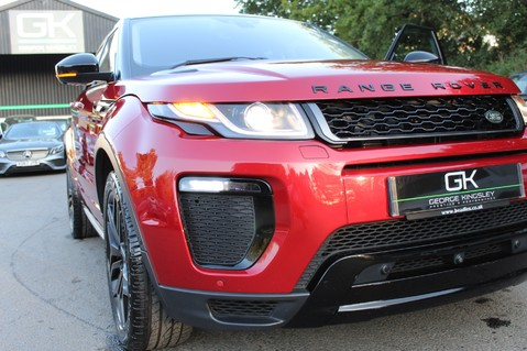 Land Rover Range Rover Evoque TD4 HSE DYNAMIC LUX - BLACK PACK/360 CAMERAS/HEAD UP/DIGITAL TV/DUALVIEW 24