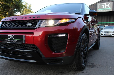 Land Rover Range Rover Evoque TD4 HSE DYNAMIC LUX - BLACK PACK/360 CAMERAS/HEAD UP/DIGITAL TV/DUALVIEW 25