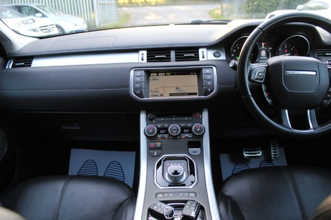 Land Rover Range Rover Evoque TD4 HSE DYNAMIC LUX - BLACK PACK/360 CAMERAS/HEAD UP/DIGITAL TV/DUALVIEW 31