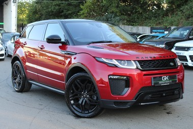 Land Rover Range Rover Evoque TD4 HSE DYNAMIC LUX - BLACK PACK/360 CAMERAS/HEAD UP/DIGITAL TV/DUALVIEW