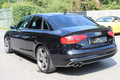 Audi A4 TFSI BLACK EDITION AUTO - HEATED LEATHER/DAB/BANG+OLUFSEN/XENONS - F/A/S/H 2