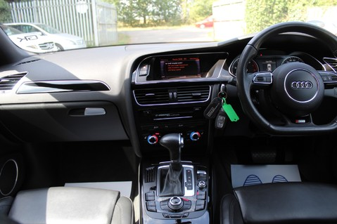 Audi A4 TFSI BLACK EDITION AUTO - HEATED LEATHER/DAB/BANG+OLUFSEN/XENONS - F/A/S/H 27