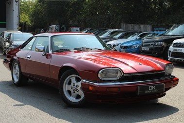 Jaguar XJS 4.0 - BEIGE LEATHER - MOT JUNE 2020