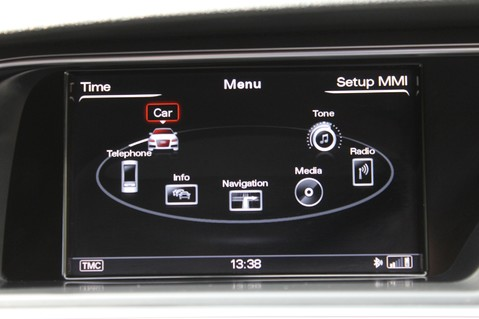 Audi A5 TDI QUATTRO S LINE - SAT NAV/DAB RADIO/LEATHER/20S/BLACK PACK/ 41