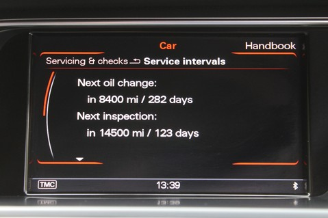 Audi A5 TDI QUATTRO S LINE - SAT NAV/DAB RADIO/LEATHER/20S/BLACK PACK/ 43