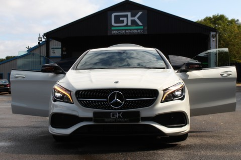 Mercedes-Benz Cla Class CLA 220 D WHITEART EDITION - EURO 6 - RARE CAR - ONE OWNER -LIKE AMG LINE 15