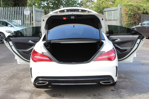 Mercedes-Benz Cla Class CLA 220 D WHITEART EDITION - EURO 6 - RARE CAR - ONE OWNER -LIKE AMG LINE 18