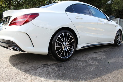 Mercedes-Benz Cla Class CLA 220 D WHITEART EDITION - EURO 6 - RARE CAR - ONE OWNER -LIKE AMG LINE 29