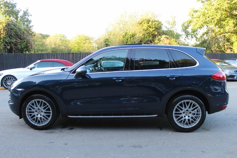 Porsche Cayenne D V6 TIPTRONIC S - PAN ROOF/PCM/ELECTRIC TOWBAR/POWER BOOT/11K EXTRAS 7