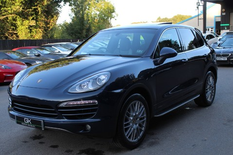 Porsche Cayenne D V6 TIPTRONIC S - PAN ROOF/PCM/ELECTRIC TOWBAR/POWER BOOT/11K EXTRAS 8