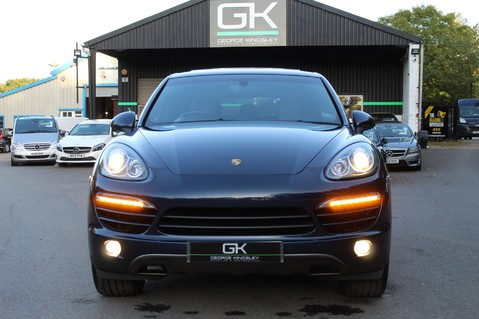 Porsche Cayenne D V6 TIPTRONIC S - PAN ROOF/PCM/ELECTRIC TOWBAR/POWER BOOT/11K EXTRAS 14
