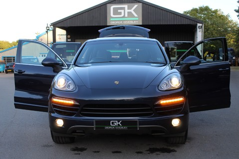 Porsche Cayenne D V6 TIPTRONIC S - PAN ROOF/PCM/ELECTRIC TOWBAR/POWER BOOT/11K EXTRAS 16