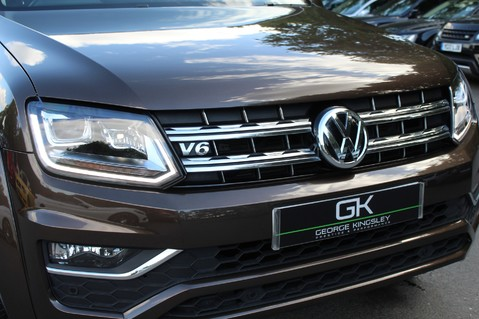 Volkswagen Amarok DC V6 TDI HIGHLINE 4MOTION - CHROME BARS - TWO TONE LEATHER - ONE OWNER 13