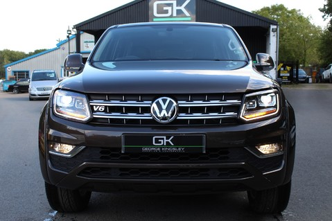 Volkswagen Amarok DC V6 TDI HIGHLINE 4MOTION - CHROME BARS - TWO TONE LEATHER - ONE OWNER 15