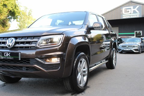 Volkswagen Amarok DC V6 TDI HIGHLINE 4MOTION - CHROME BARS - TWO TONE LEATHER - ONE OWNER 23