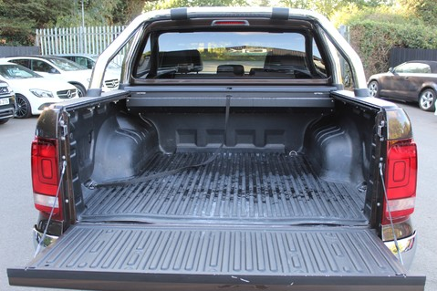 Volkswagen Amarok DC V6 TDI HIGHLINE 4MOTION - CHROME BARS - TWO TONE LEATHER - ONE OWNER 60