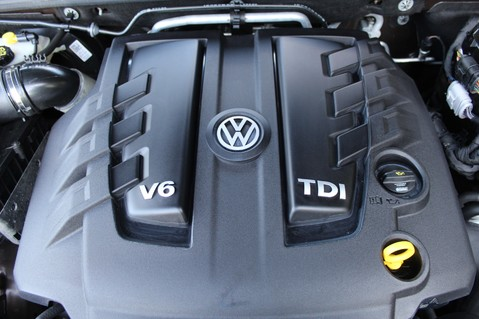 Volkswagen Amarok DC V6 TDI HIGHLINE 4MOTION - CHROME BARS - TWO TONE LEATHER - ONE OWNER 63
