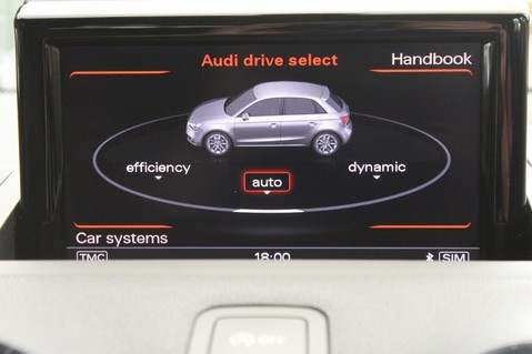 Audi A1 SPORTBACK TFSI S LINE -SAT NAV/CRUISE/PARKING SENSORS/HIGHBEAM ASSIST/2TONE 48