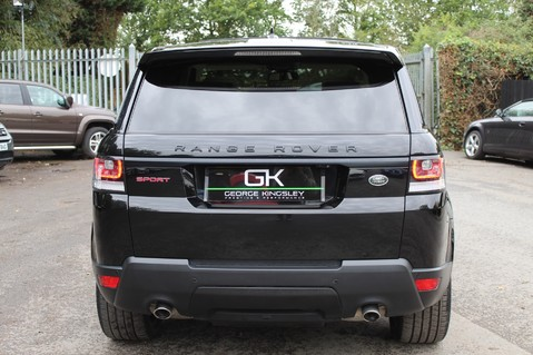Land Rover Range Rover Sport SDV6 HSE DYNAMIC - REAR SEAT ENTERTAINMENT -SLIDING PAN ROOF - 12K EXTRAS 6
