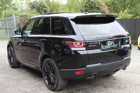 Land Rover Range Rover Sport SDV6 HSE DYNAMIC - REAR SEAT ENTERTAINMENT -SLIDING PAN ROOF - 12K EXTRAS 2