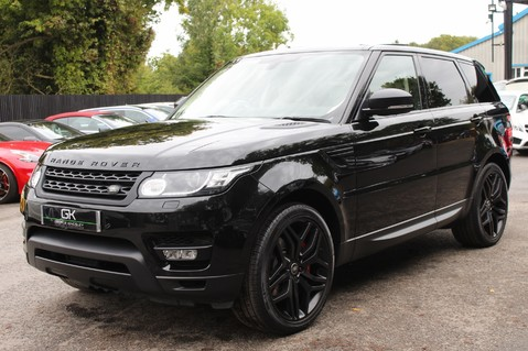Land Rover Range Rover Sport SDV6 HSE DYNAMIC - REAR SEAT ENTERTAINMENT -SLIDING PAN ROOF - 12K EXTRAS 7