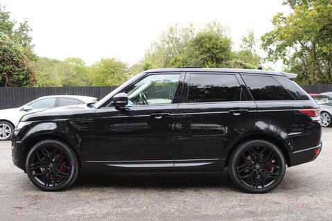 Land Rover Range Rover Sport SDV6 HSE DYNAMIC - REAR SEAT ENTERTAINMENT -SLIDING PAN ROOF - 12K EXTRAS 8