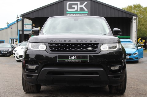 Land Rover Range Rover Sport SDV6 HSE DYNAMIC - REAR SEAT ENTERTAINMENT -SLIDING PAN ROOF - 12K EXTRAS 10