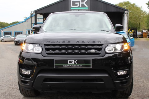 Land Rover Range Rover Sport SDV6 HSE DYNAMIC - REAR SEAT ENTERTAINMENT -SLIDING PAN ROOF - 12K EXTRAS 16