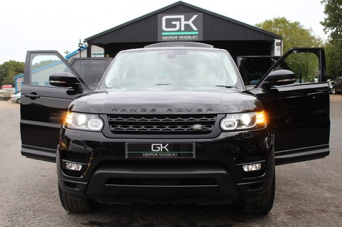 Land Rover Range Rover Sport SDV6 HSE DYNAMIC - REAR SEAT ENTERTAINMENT -SLIDING PAN ROOF - 12K EXTRAS 17