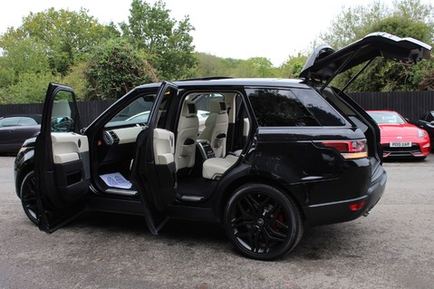 Land Rover Range Rover Sport SDV6 HSE DYNAMIC - REAR SEAT ENTERTAINMENT -SLIDING PAN ROOF - 12K EXTRAS 19