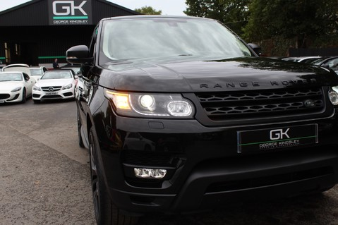 Land Rover Range Rover Sport SDV6 HSE DYNAMIC - REAR SEAT ENTERTAINMENT -SLIDING PAN ROOF - 12K EXTRAS 20