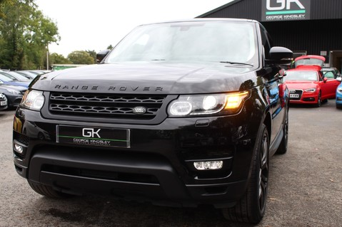Land Rover Range Rover Sport SDV6 HSE DYNAMIC - REAR SEAT ENTERTAINMENT -SLIDING PAN ROOF - 12K EXTRAS 21