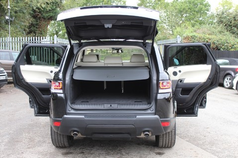 Land Rover Range Rover Sport SDV6 HSE DYNAMIC - REAR SEAT ENTERTAINMENT -SLIDING PAN ROOF - 12K EXTRAS 22