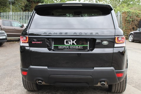 Land Rover Range Rover Sport SDV6 HSE DYNAMIC - REAR SEAT ENTERTAINMENT -SLIDING PAN ROOF - 12K EXTRAS 23